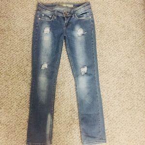 Dollhouse brand jean